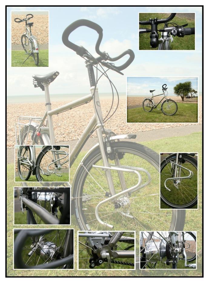 Jon's Bike Poster